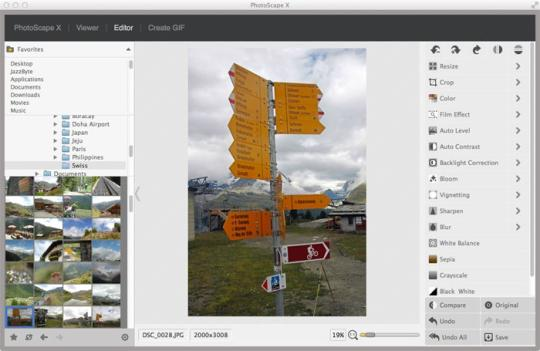 Photoscape download for mac free full version