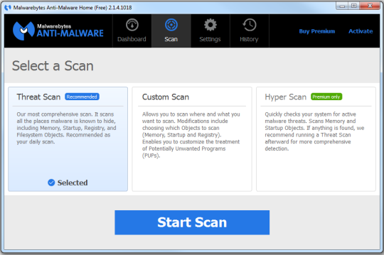how to download malwarebytes free