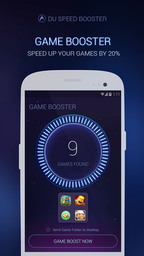 DU Speed Booster Cache Cleaner  for Android